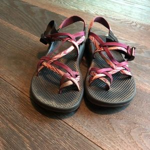 Chaco women's hiking sandals